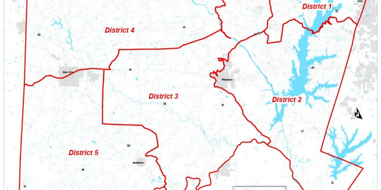 News Map Budget Chatham County